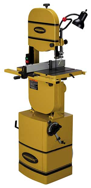 Powermatic 1791216K Model PWBS-14CS Deluxe 14-Inch Bandsaw