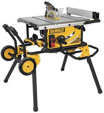 DEWALT DWE7491RS Table Saw
