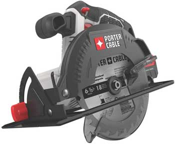 PORTER-CABLE PCC660B Cordless Circular Saw