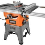 RIDGID R4512 Table Saw