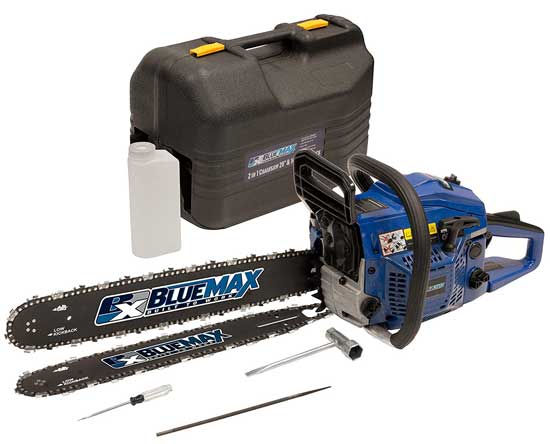 Blue Max 8902 Chainsaw