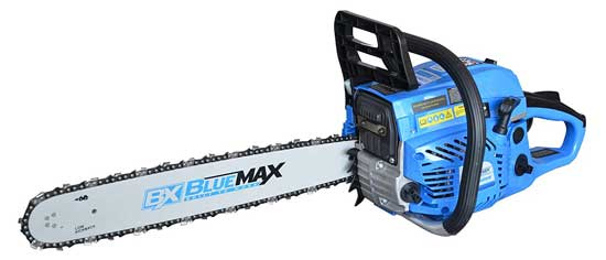 Blue Max Gas Chainsaw 52cc