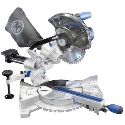 Kobalt 7-1 4-in Sliding Compound Miter Saw