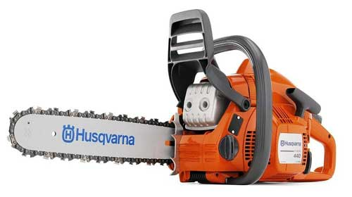 Husqvarna 440 Review