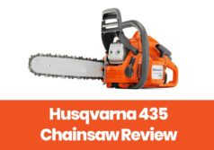 Husqvarna 435 Review – Best Suited For Light Cutting Duties