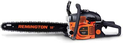 Remington RM4618 Gas Chainsaw