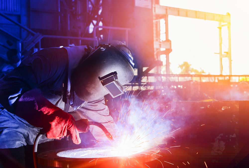 how to use mig welding