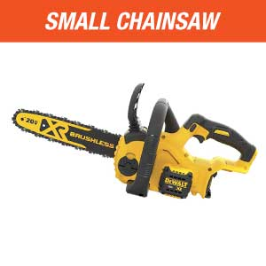 small chainsaw