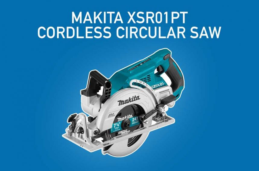 Makita XSR01PT Review